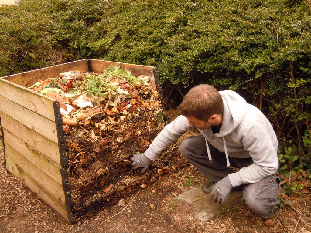comment fabriquer un composteur