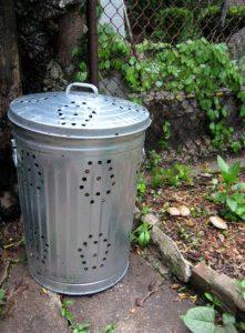 composteur poubelle fabrication