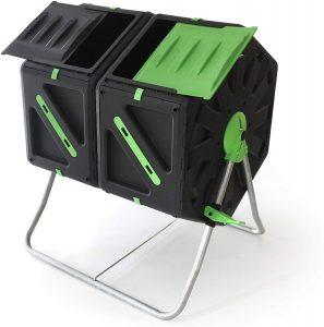 UPP Tonneau composteur rotatif test