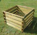 Apollo Gardening Ltd, composteur en bois : Test et avis !
